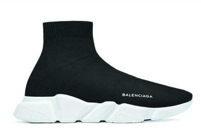 Balenciaga speed : a new era of sneakers